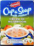 イギリス土産のマッシュルームスープ